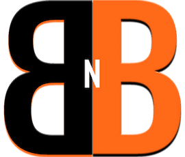 B n B Lawn Mowing Website Logo