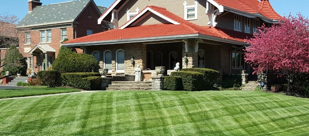 Lawn Mowing Park Hills KY