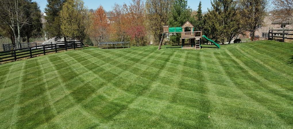 Lawn Mowing Villa Hills KY