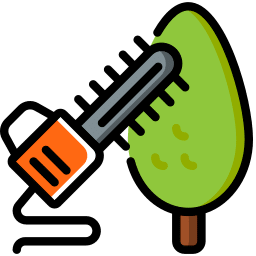 Small Tree Pruning Icon
